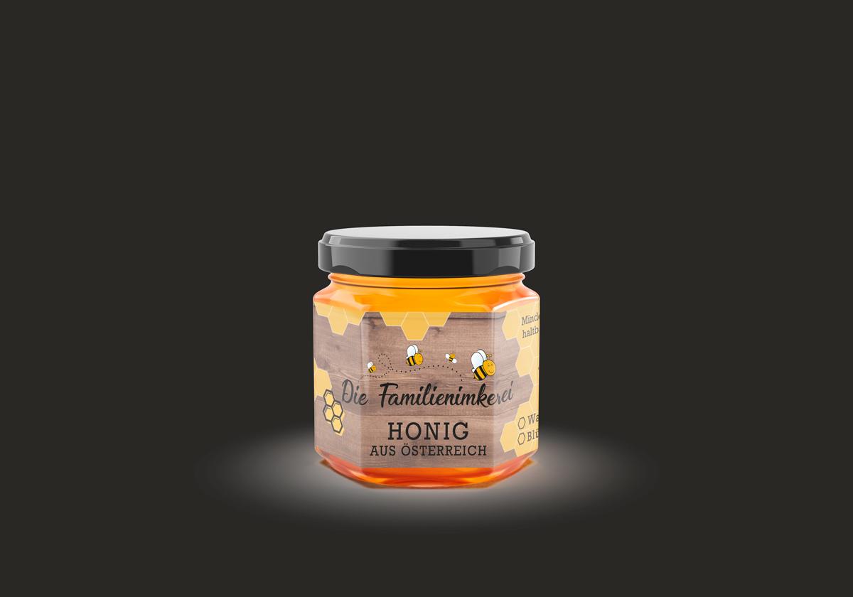 Honigetikette